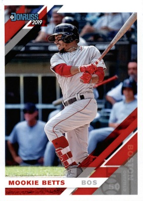 2019 Donruss Baseball Variations Guide 29