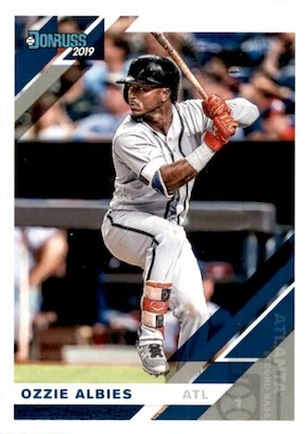 2019 Donruss Baseball Variations Guide 51