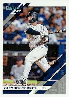 2019 Donruss Baseball Variations Guide 53