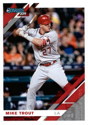 2019 Donruss Baseball Variations Guide 61