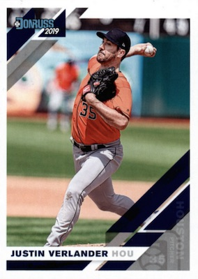2019 Donruss Baseball Variations Guide 63