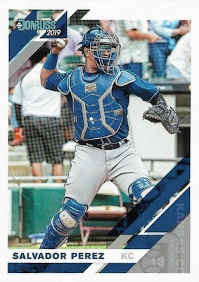 2019 Donruss Baseball Variations Guide 65
