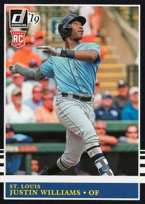 2019 Donruss Baseball Variations Guide 89