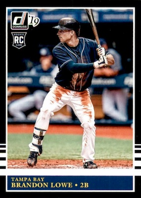 2019 Donruss Baseball Variations Guide 95