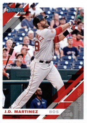 2019 Donruss Baseball Variations Guide 9