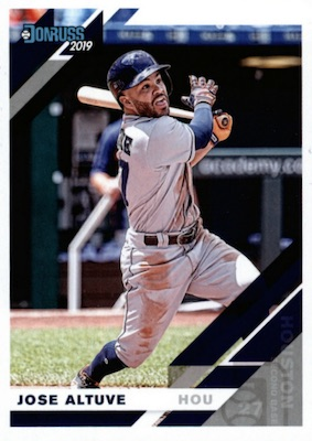 2019 Donruss Baseball Variations Guide 13