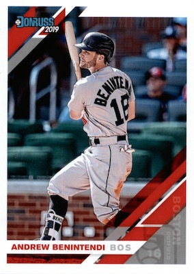 2019 Donruss Baseball Variations Guide 15