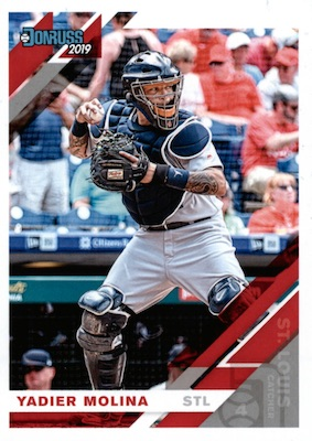 2019 Donruss Baseball Variations Guide 19