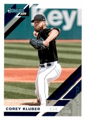 2019 Donruss Baseball Variations Guide 23