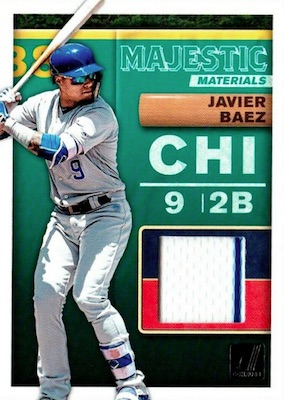 2019 Donruss Baseball Cards 33