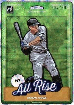 2019 Donruss Baseball Cards 46