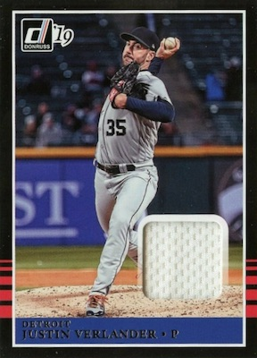 2019 Donruss Baseball Cards 35