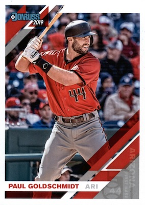 2019 Donruss Baseball Variations Guide 50