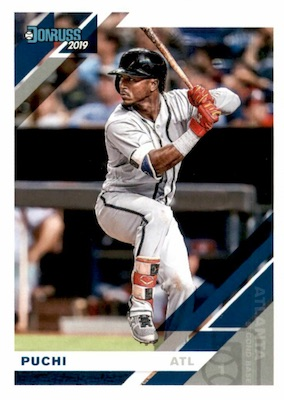 2019 Donruss Baseball Variations Guide 52