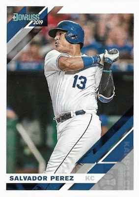 2019 Donruss Baseball Variations Guide 66
