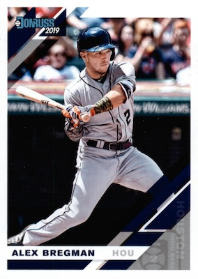 2019 Donruss Baseball Variations Guide 70