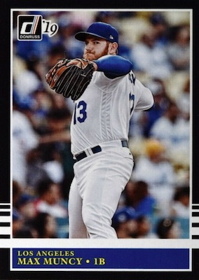 2019 Donruss Baseball Variations Guide 86