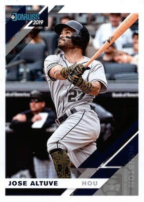 2019 Donruss Baseball Variations Guide 14