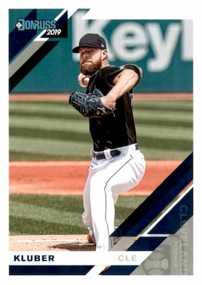 2019 Donruss Baseball Variations Guide 24