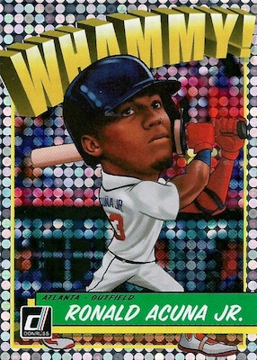 2019 Donruss Baseball Cards