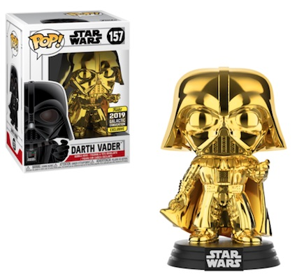 2019 Funko Star Wars Celebration Exclusives Guide 7