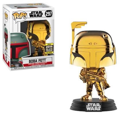 2019 Funko Star Wars Celebration Exclusives Guide 13