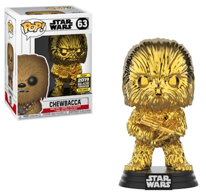 Ultimate Funko Pop Star Wars Figures Checklist and Gallery 79