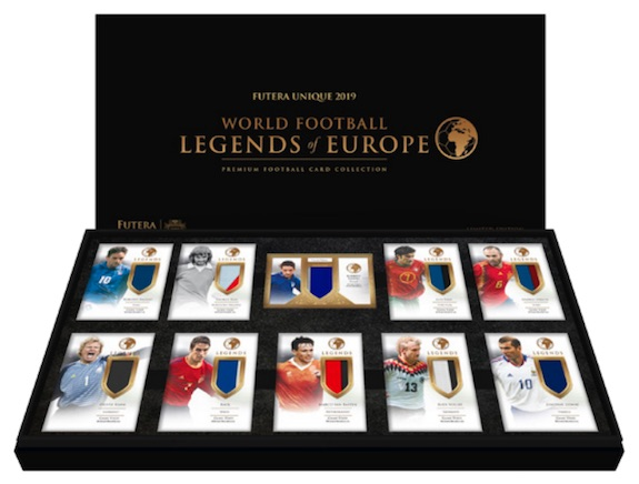 2019 Futera Unique Presentation Football Soccer Cards 2