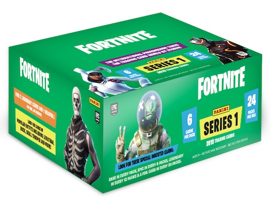2019 Panini Fortnite Series 1 Trading Cards 6