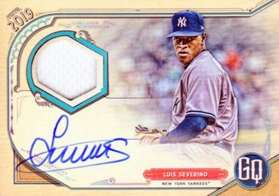 2019 Topps Gypsy Queen Baseball Cards
