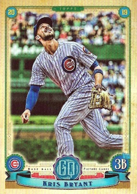 2019 Topps Gypsy Queen Baseball Variations Guide 30