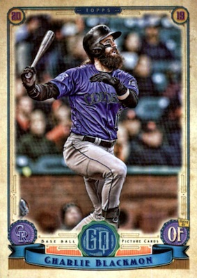 2019 Topps Gypsy Queen Baseball Variations Guide 12