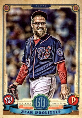 2019 Topps Gypsy Queen Baseball Variations Guide 34