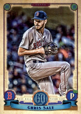 2019 Topps Gypsy Queen Baseball Variations Guide 36