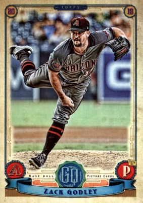 2019 Topps Gypsy Queen Baseball Variations Guide 46