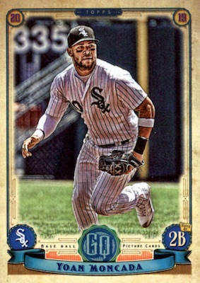 2019 Topps Gypsy Queen Baseball Variations Guide 158
