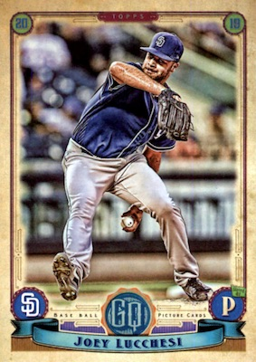 2019 Topps Gypsy Queen Baseball Variations Guide 48