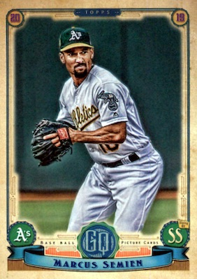 2019 Topps Gypsy Queen Baseball Variations Guide 107