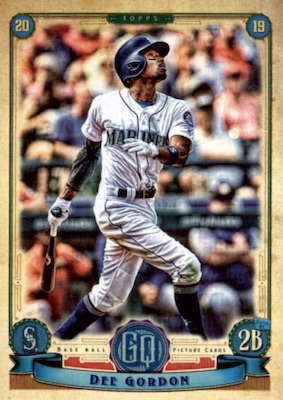 2019 Topps Gypsy Queen Baseball Variations Guide 14