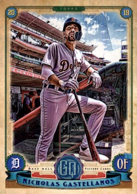 2019 Topps Gypsy Queen Baseball Variations Guide 109