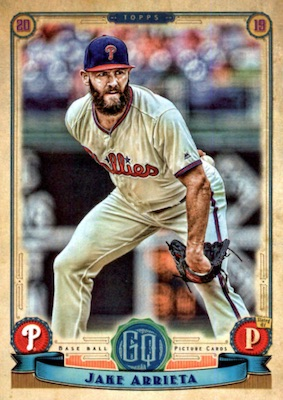 2019 Topps Gypsy Queen Baseball Variations Guide 85