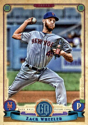 2019 Topps Gypsy Queen Baseball Variations Guide 91
