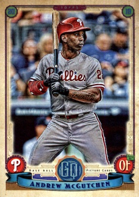 2019 Topps Gypsy Queen Baseball Variations Guide 22