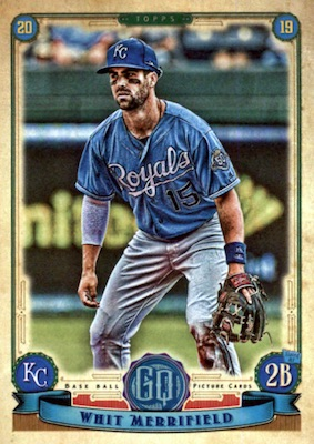 2019 Topps Gypsy Queen Baseball Variations Guide 24