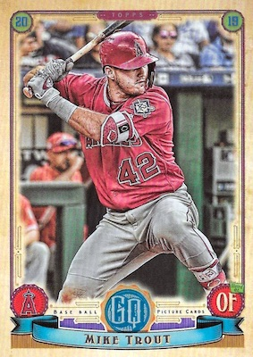 2019 Topps Gypsy Queen Baseball Variations Guide 5