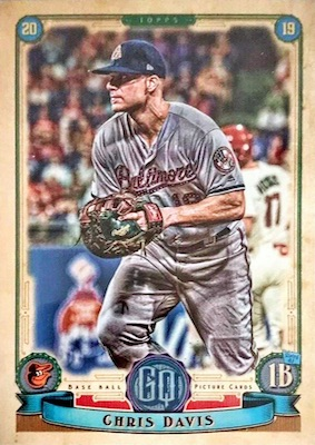 2019 Topps Gypsy Queen Baseball Variations Guide 145