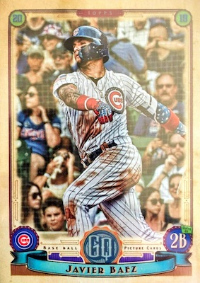 2019 Topps Gypsy Queen Baseball Variations Guide 161