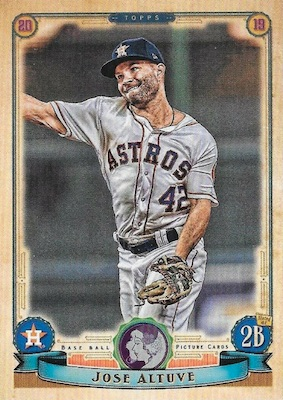 2019 Topps Gypsy Queen Baseball Variations Guide 43