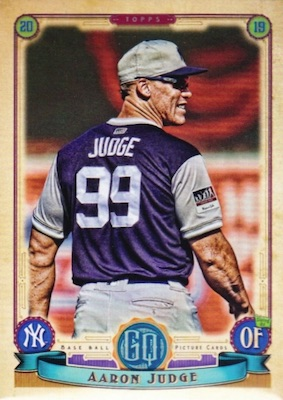 2019 Topps Gypsy Queen Baseball Variations Guide 116