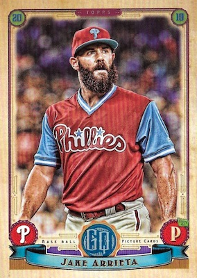 2019 Topps Gypsy Queen Baseball Variations Guide 82